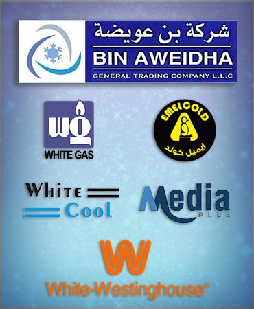 Bin Aweidha General Trading Company LLC – Home Appliances